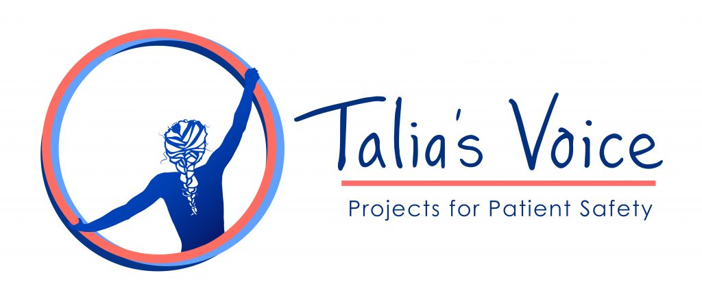 Talia's Voice Has a New Logo!!